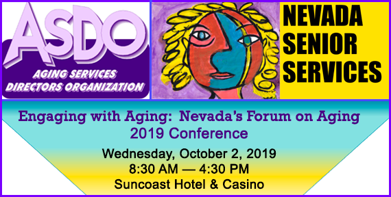 Nevada Senior Services - Adult Day Care Centers of Las Vegas and Henderson - Engaging with Aging 2019